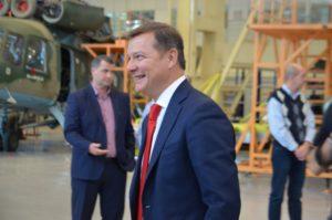 Олег Ляшко призвал Кличко покупать запорожские трамваи вместо польских