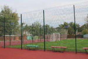 Первый пошел: в Запорожье открылся один из семи спортивных стадионов - ФОТО