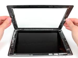 Изучаем типы тачскринов для планшетов и причины их поломки