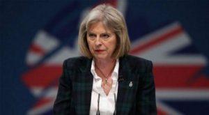 Премьер-министр Великобритании Тереза Мэй одобрит выплату более 54 млрд евро за Brexit