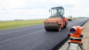 В Запорожской области в усиленном режиме продолжают ремонтировать дороги