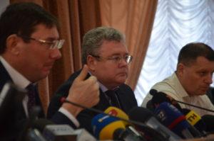На руководителя запорожской прокуратуры Валерия Ромaнова завели дисциплинарное дело