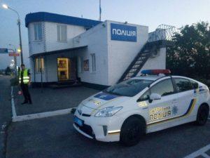 На запорожской трассе остановили водителя грузовика с поддельными документами - ФОТО