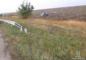 В Запорожском районе произошло смертельное ДТП: одна погибшая, трое в больнице - ФОТО