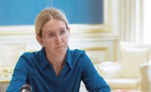 В Запорожье приехала министр здравоохранения Ульяна Супрун - ФОТО