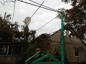 В Запорожской области ночью тушили пожар в жилом доме - ФОТО