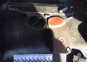 На запорожском блокпосту остановили вооруженного мужчину - ФОТО