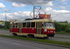 В Запорожье ограничат движение двух трамвайных маршрутов
