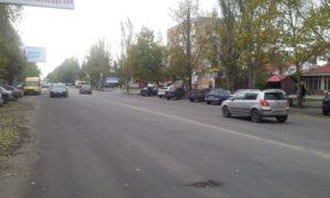 В Запорожской области столкнулись две легковушки - ФОТО