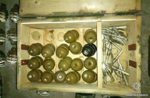 В Запорожье задержали торговца оружием: у него нашли 5000 боеприпасов - ФОТО