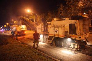 В Запорожье дороги, которые принялись ремонтировать и обслуживать в этом году, готовы почти на 90%