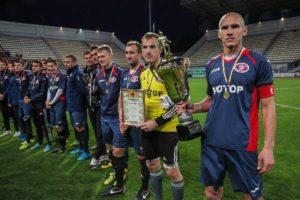 В Запорожье футболисты «Мотора» стали обладателями «Кубка мэра» - ФОТО
