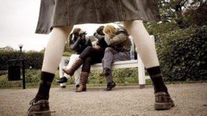 В Запорожской области мужчина напугал женщину с ребенком - ФОТО