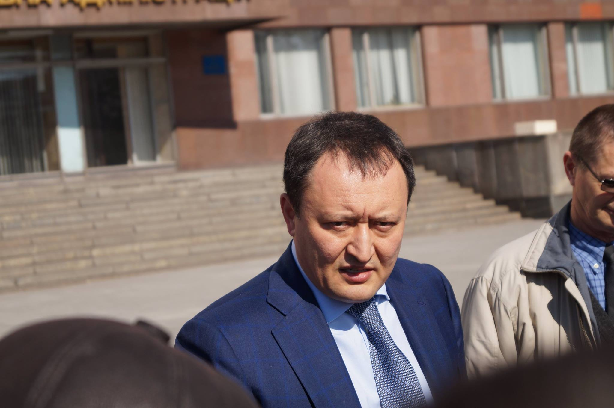Константин Брыль признался, почему уволился один из его заместителей