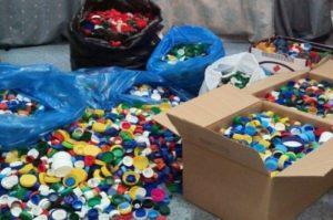 Проект «Добро жменями»: запорожцы могут сдать пластиковые крышки и помочь сделать доброе дело
