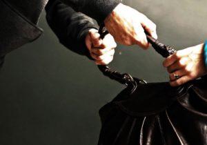 Запорожанка догнала обидчика раньше полиции
