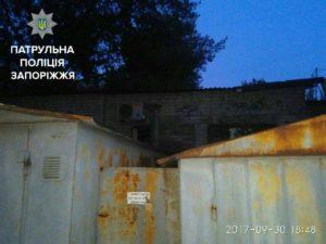 В Запорожье 12-летний мальчик ограбил столовую и протащил через окно все похищенное «добро» - ФОТО
