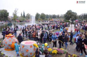 Полиция: Покровская ярмарка прошла без нарушений общественного порядка