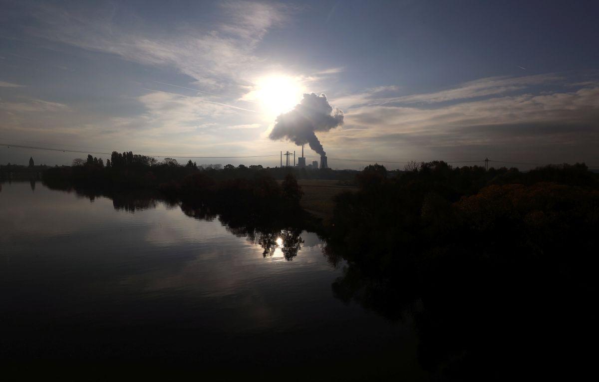 Уголь и мазут наибольшие загрязнители воздушного бассейна в Украине