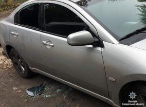 В Запорожской области задержали серийного автовора - ФОТО