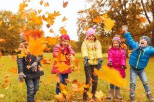 В некоторых запорожских школах уже начались осенние каникулы