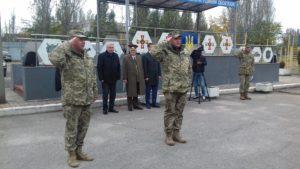 Запорожские призывники пополнили ряды ВСУ - ФОТО