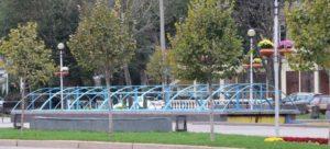 Запорожские фонтаны закрывают на зиму