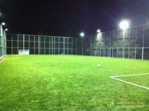 Из бюджета области выделят три миллиона гривен на строительство футбольных полей