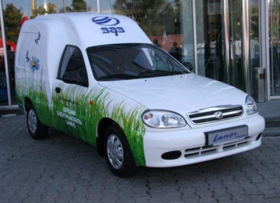 ВУкраине строят электрический автобус: названы сроки выпуска