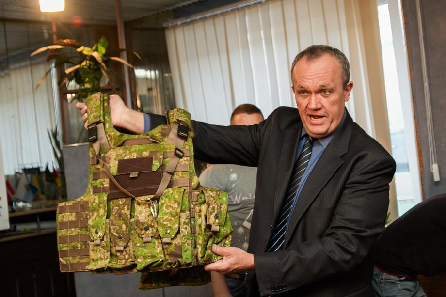 Зампредседатель ОГА получил подозрение захищение при строительстве линии обороны