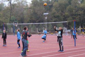 В Запорожье открыли новый многофункциональный стадион - ФОТО