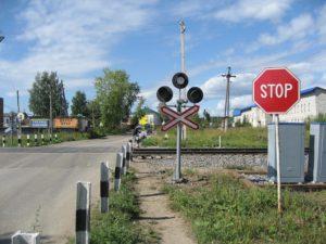 В Запорожской области инспекторы выявили нарушения во время проверки ж/д переездов - ФОТО