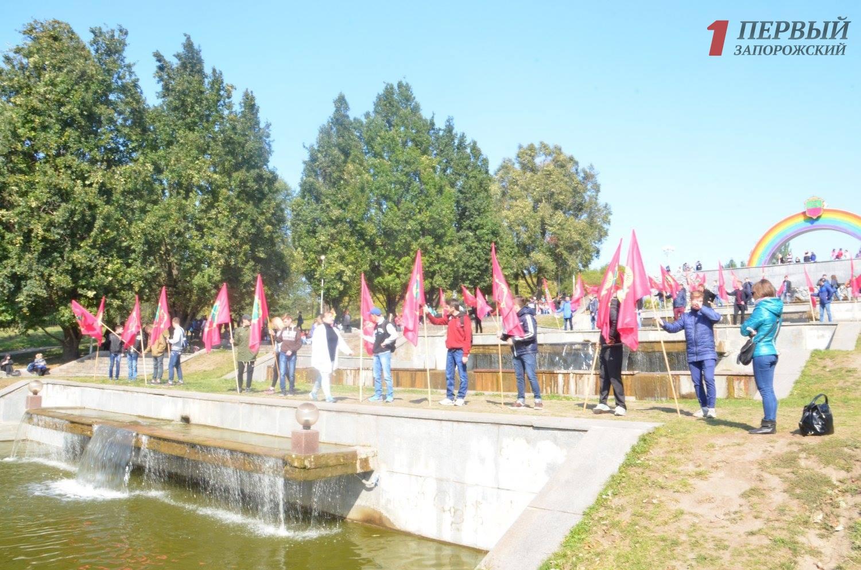В Запорожье на «Радуге» прошла репетиция музыкальных выступлений ко Дню города - ФОТО