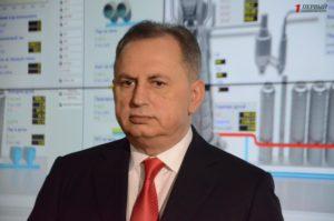 В Запорожье с визитом приехал экс-вице-премьер Украины Борис Колесников - ФОТО