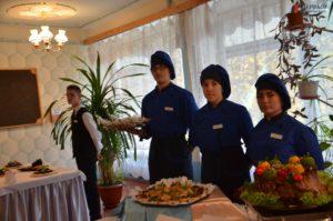 Запорожские студенты примут участие в престижной кулинарной выставке в Кельне - ФОТО