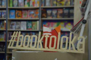 Чем удивляет Запорожская книжная толока в первый день работы  - ФОТО