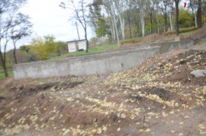 В Запорожье «забыли» о реконструкции пляжа за 7 миллионов гривен - ФОТО