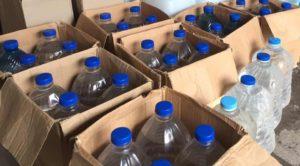 Запорожские прокуроры и налоговики через интернет-рекламу вышли на нелегального торговца спиртом - ФОТО