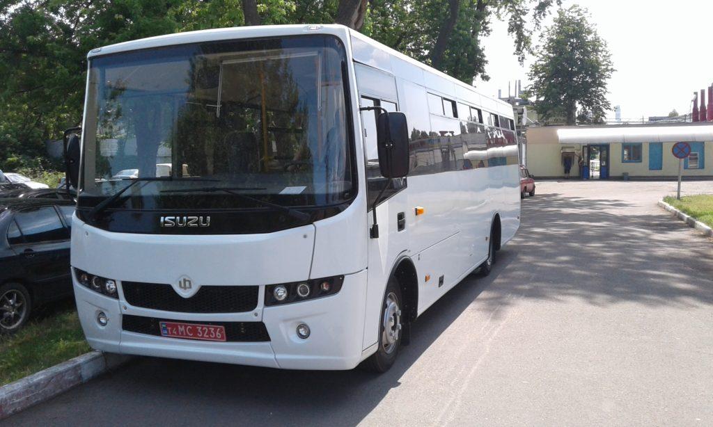 Один из сельских советов Запорожской области заказал автобус дороже, чем у коллег на 300 тысяч гривен