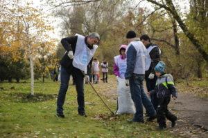 В Запорожье пройдет экологическая акция «Спасем Днепр вместе»