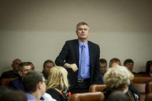 Заместитель мэра по вопросам ЖКХ вернул в бюджет «лишние» 12 миллионов гривен