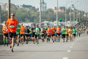 Запорожье вслед за Львовом примет масштабный полумарафон Zaporizhstal Half Marathon 2017