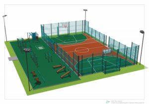 На сайте президента запорожцы собирают подписи за создание спортивной площадки