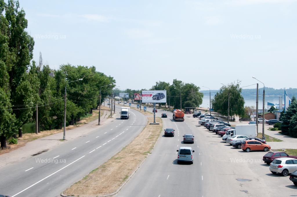 В Запорожье турецкая фирма за 2,3 миллиона гривен возьмется за ремонт дороги на Набережной