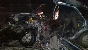 В Запорожской области грузовик врезался в легковушку: два человека погибли - ФОТО