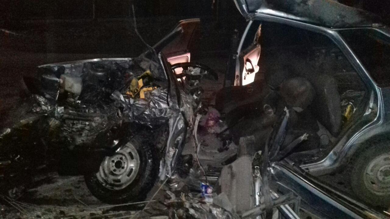 Сегодня ночью вЗапорожской области вДТП погибли двое— Ужас