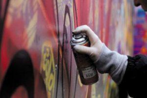 В Запорожской области вандалы испортили остановку общественного транспорта - ФОТО