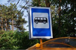 В Запорожской области вандалы разгромили новую остановку - ФОТО