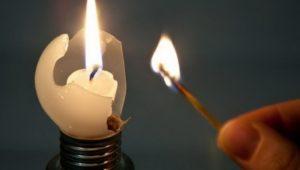В ОГА заявляют, что до конца дня свет появится во всех обесточенных районах области