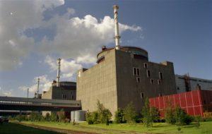 На Запорожской АЭС на десять дней отключили один из энергоблоков